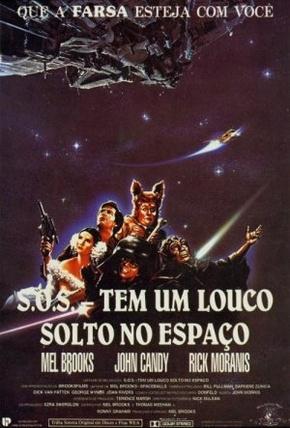 S.O.S. - Tem um Louco Solto no Espaço (Blu-Ray) Filmes Torrent Download onde eu baixo
