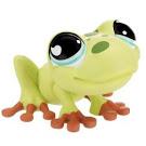 Littlest Pet Shop Pet Pairs Frog (#805) Pet