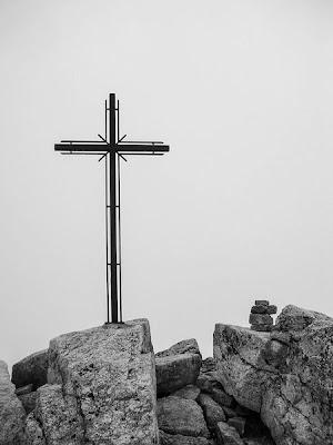A Nagyszalóki-csúcs (Slavkovský štít, 2452 m)
