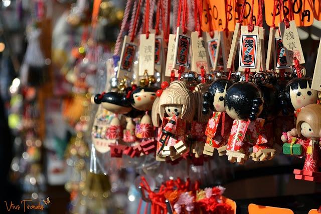 Senso-ji Temple gifts