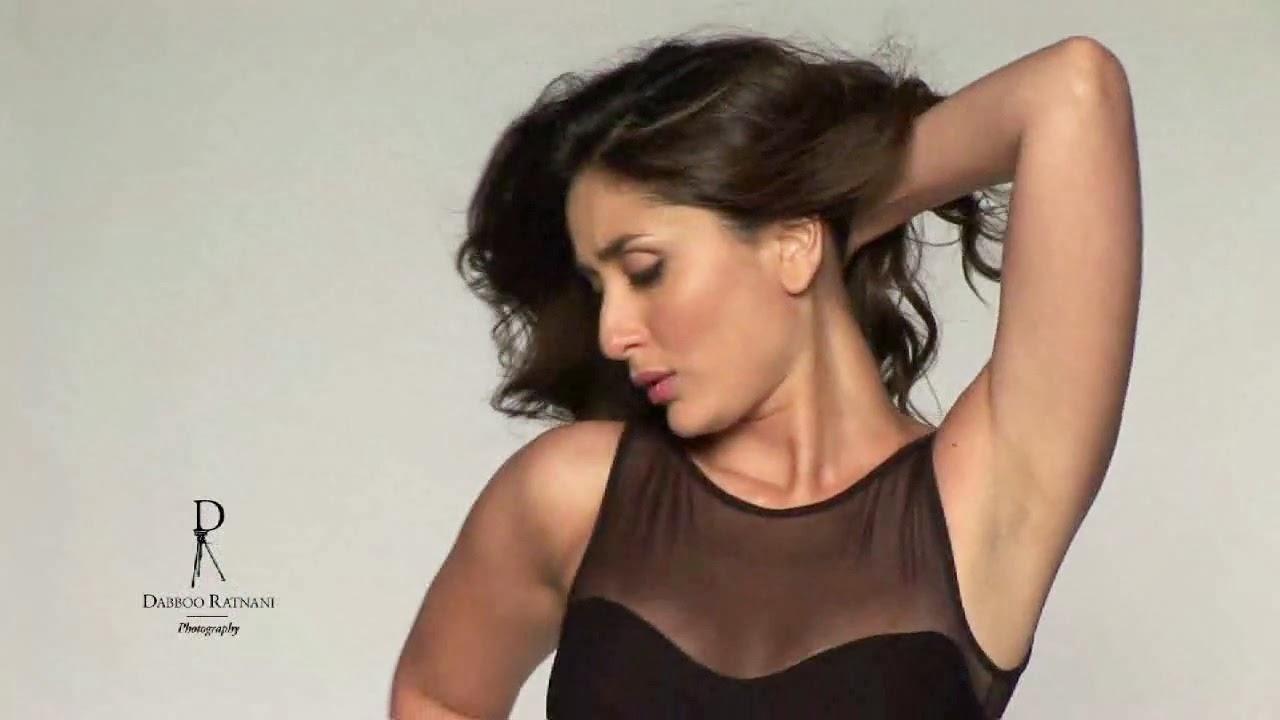 Kareena Kapoor Hot Sexy Bikini Bra Panty Cleavages -5934