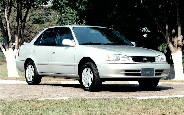 Toyota Corolla 1999 XLi