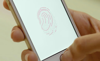 iphone bị lỗi cảm biến vân tai touch id