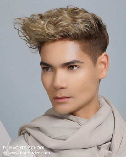 Cool Amp Sexy Blonde Hairstyles For Men The Haircut Web