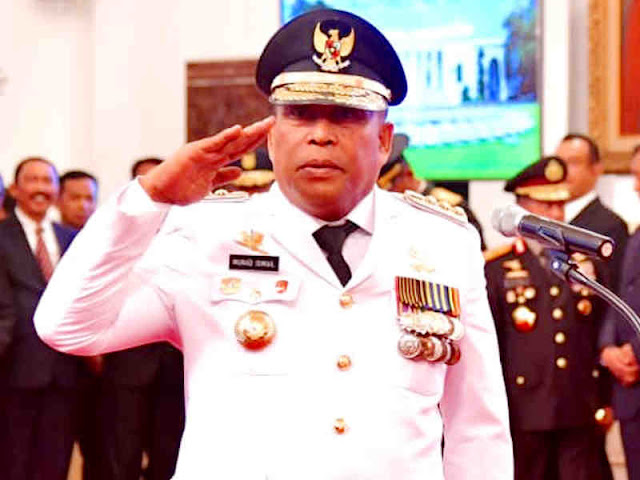 Murad Ismail Minta Dukungan DPRD Untuk Wujudkan Visi Misi Memimpin Maluku