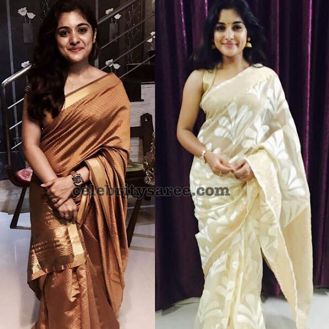 Nivetha-thomas-Silk-saris1