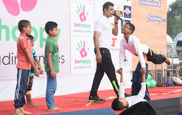 3. Kids Performing Lokhandwala Festival