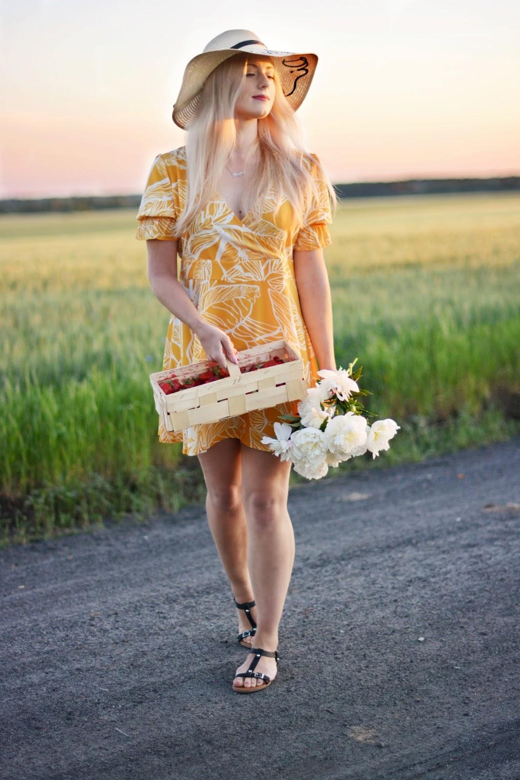 promocja sukienki lato