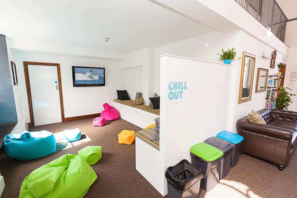 Cohort Hostel Cornwall İngiltere