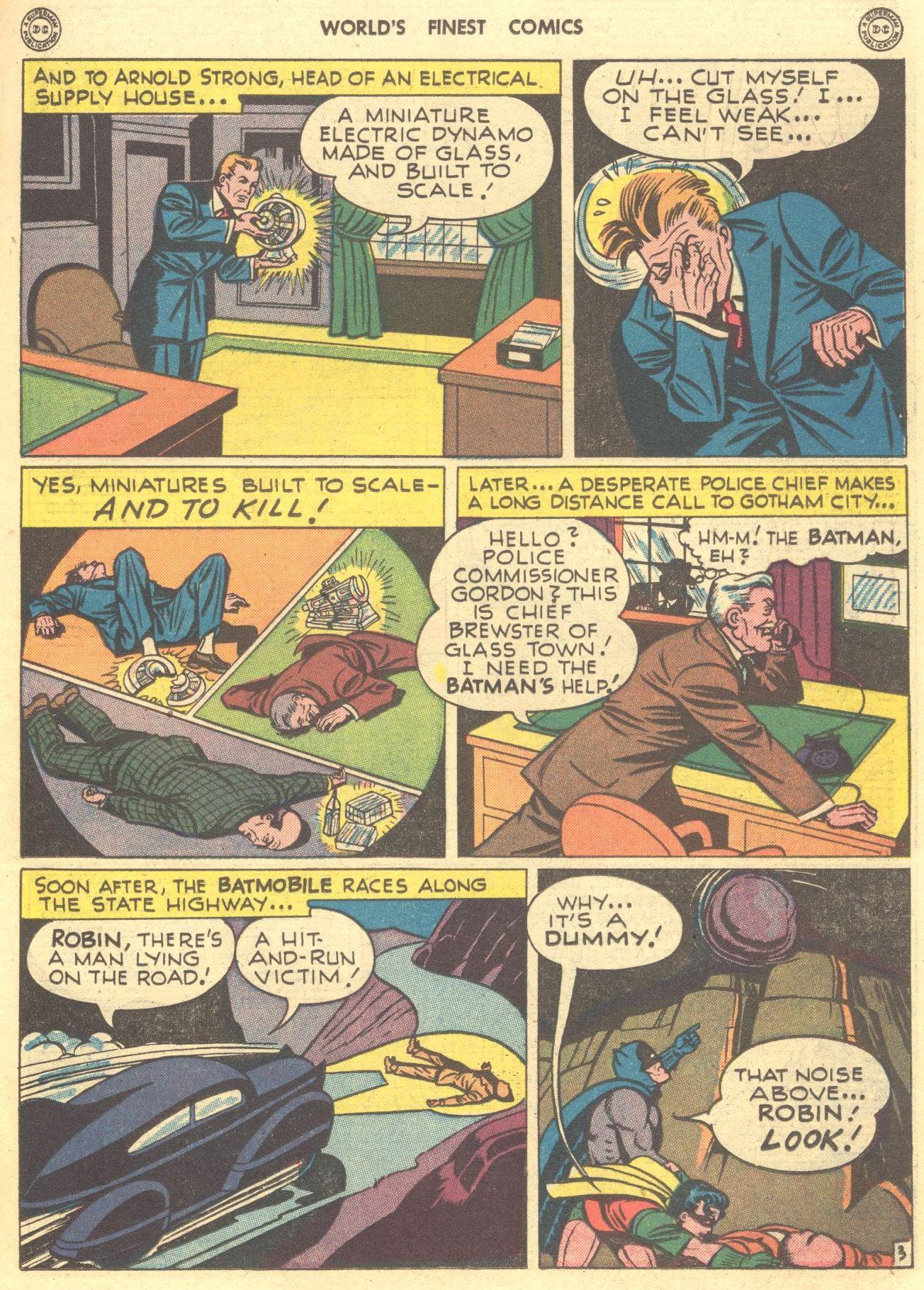 Read online World's Finest Comics comic -  Issue #28 - 62