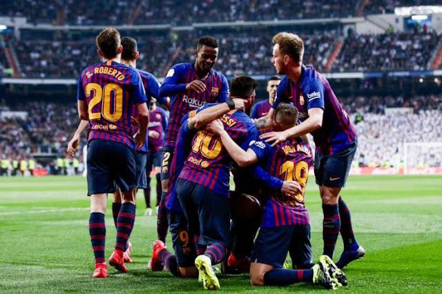 برشلونة يفتح الباب أمام ريال مدريد لضم صفقة مميزة