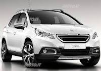 Peugeot 2008: motorizzazioni prezzi allestimenti