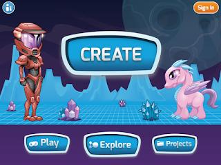 Screenshot Tynker App 1