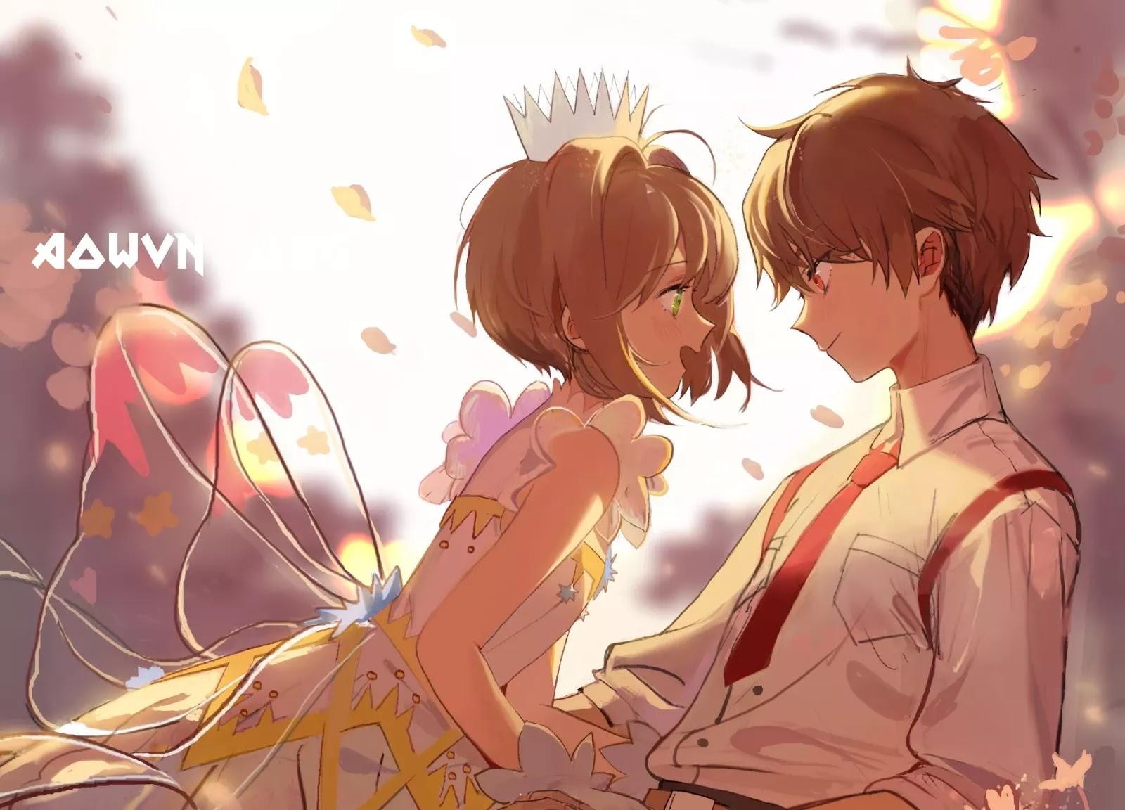 Sakura AowVN%2B%25282%2529 - [ Anime 3gp Mp4 | Ep 22 ] Cardcaptor Sakura: Clear Card-hen | Vietsub - Tuổi Thơ Trở Về