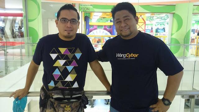 Penulisan Blog Tiada Jiwa - Mohd Fairiz