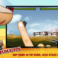 Download Game Finger VS Farmers  Money Mod Apk gratis