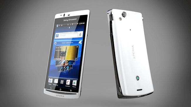 Stock Firmware Sony Xperia LT18i