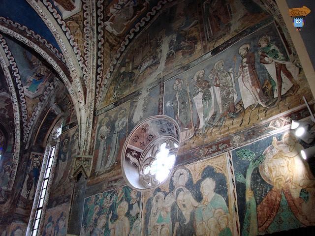 Iglesia fortificada de Malancrav