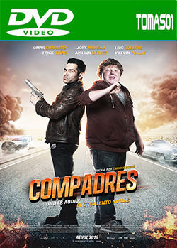 Compadres (2016) DVDRip