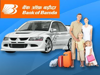 bank of baroda car loan apply