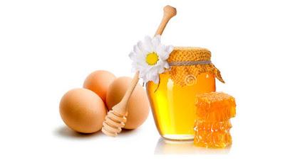 Cách tăng cân nhanh bằng mật ong và trứng gà