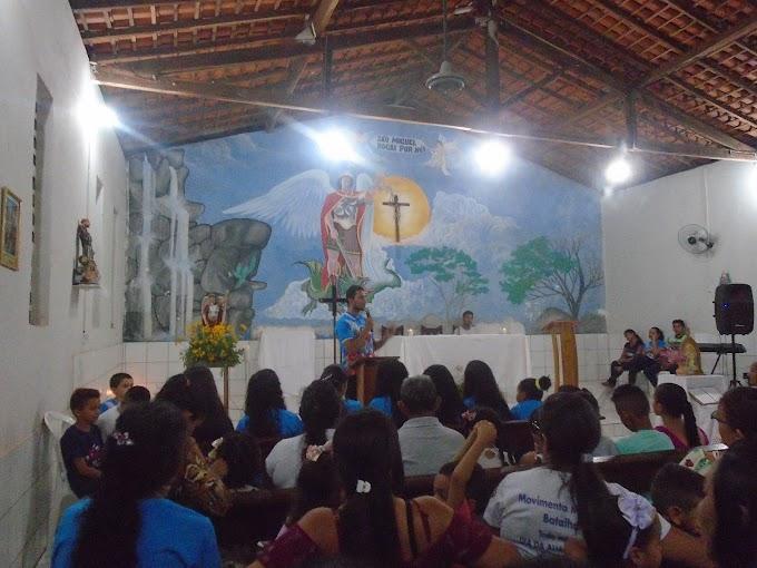 Festa de São Miguel Arcanjo: 3ª novena