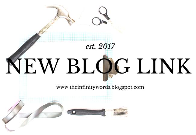 new blog link