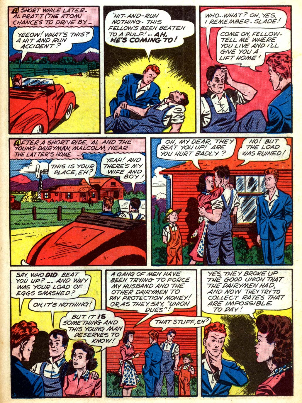 Read online All-American Comics (1939) comic -  Issue #39 - 60