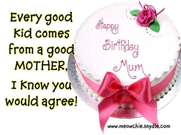 Best Images of Happy Birthday Wishes for Mom Romantic Love – Happy Birthday Greetings for Mom