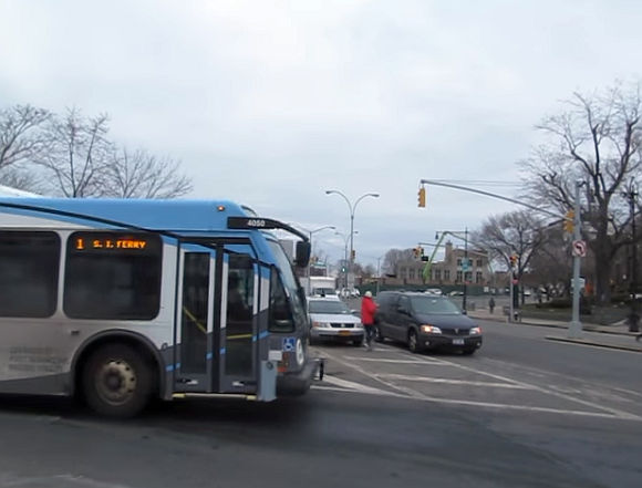 Bus From Brooklyn To College Of Staten Island