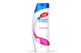 Head & Shoulders Smooth & Silky Shampoo 180ml For Rs 99 (Mrp 135) Zotezo