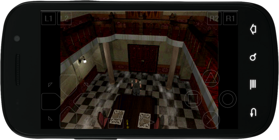Resident Evil 1 Español | Android | Ps1