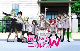 Haiyore! Nyaruko-san W - VietSub (2010)