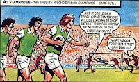 Longman leads out Stambridge (80/81)