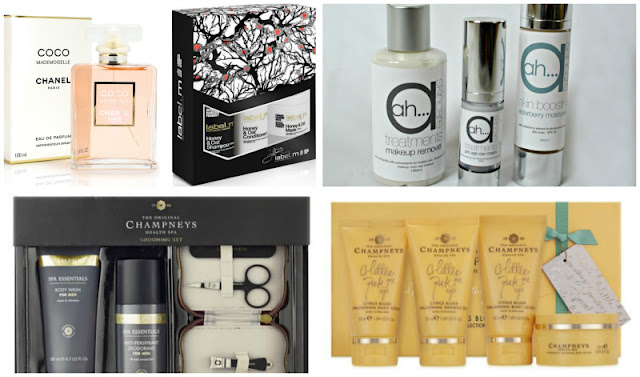 Perfect beauty products for Christmas