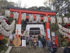 江の島(江島神社)