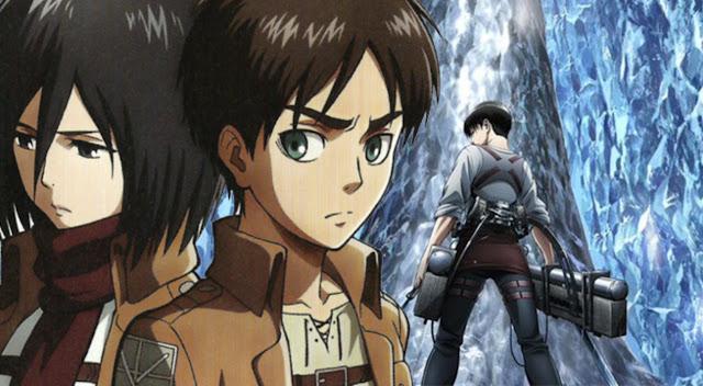 Ataque dos Titãs (Shingeki no Kyojin)