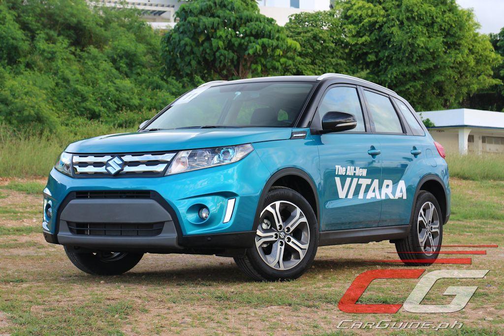 First Drive 2018 Suzuki Vitara Glx Philippine Car News