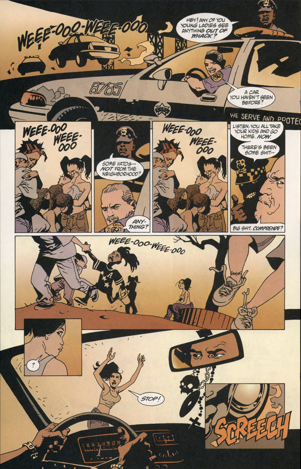Read online 100 Bullets comic -  Issue #2 - 13