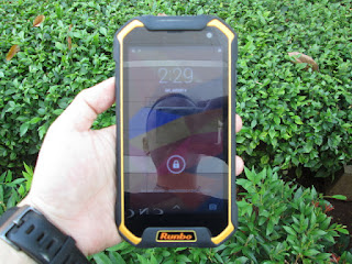 Hape Outdoor Runbo F1 Seken 4G RAM 2GB IP67