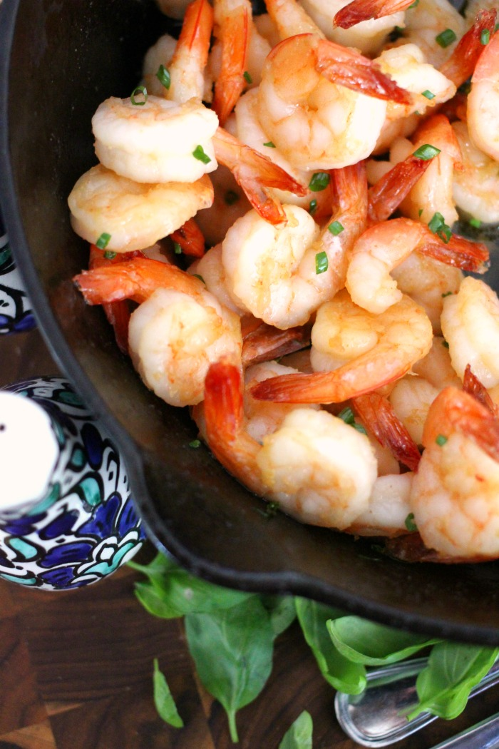 Easy Honey Garlic Shrimp Recipe