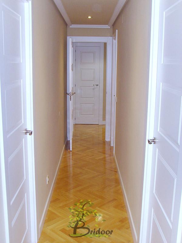 Puertas de interior lacadas - Puertas macizas interior ...