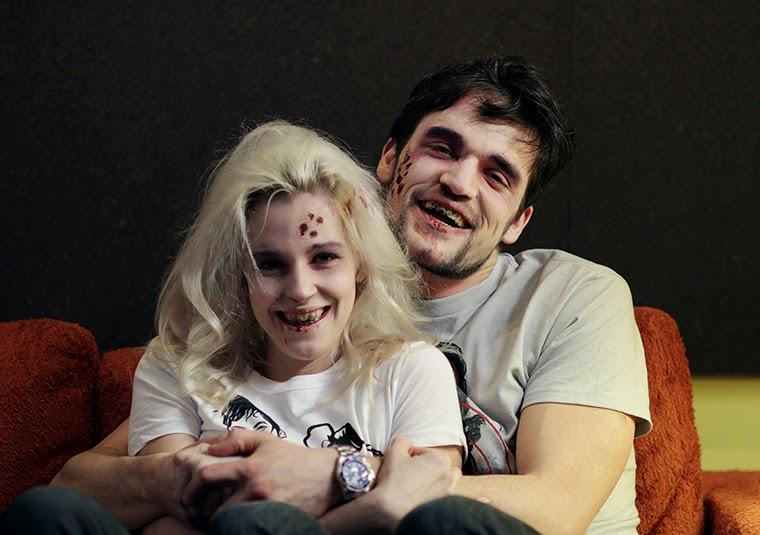 The Walking Dead - Windows8 couple