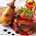 Recette de poulet basquaise |<br>Basque chicken recipe