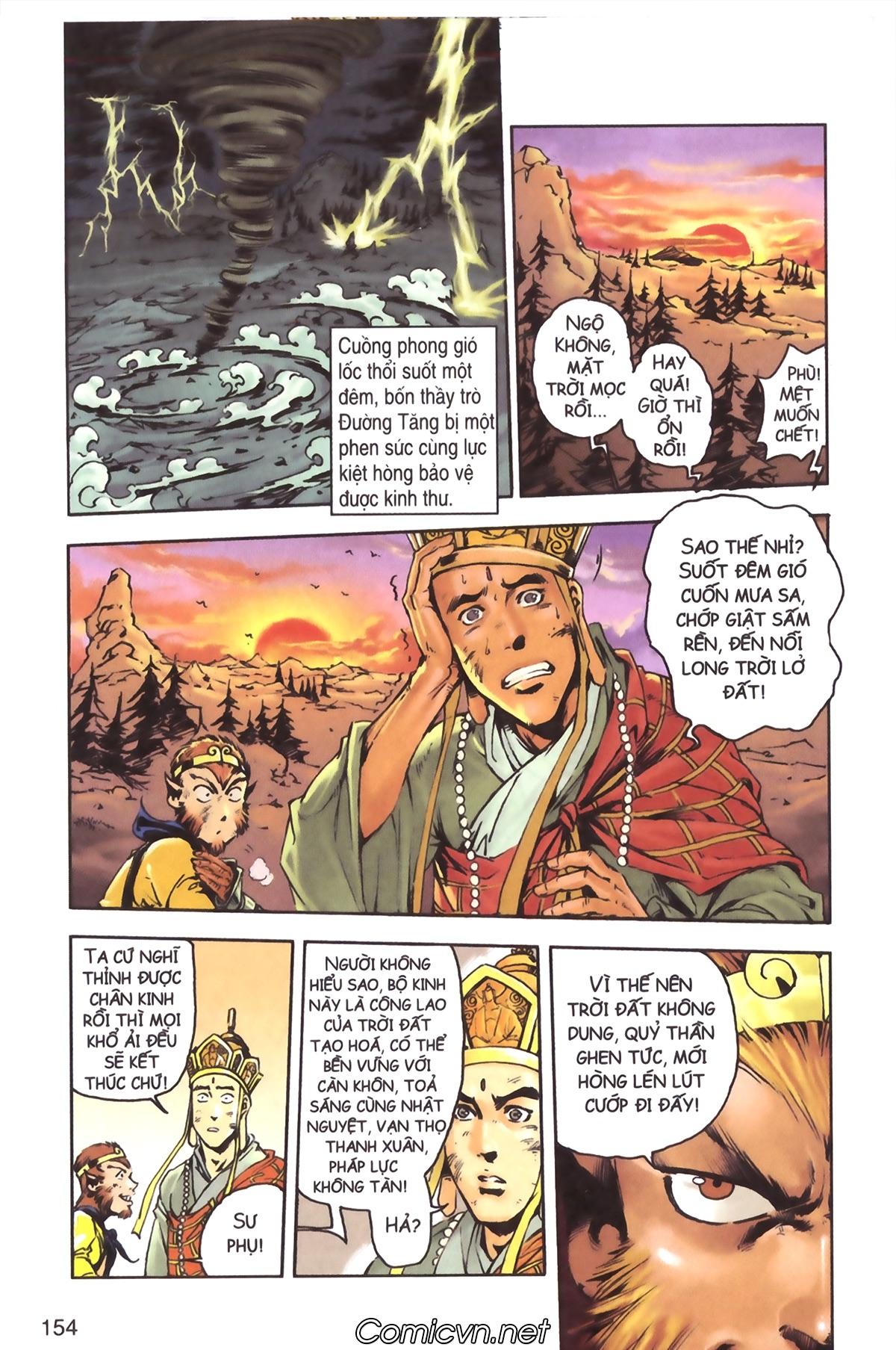 Tây Du Ký màu - Chapter 134 - Pic 30