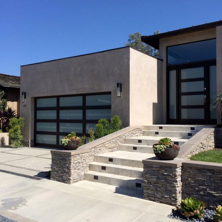 43 Desain Stylish Tangga Teras Rumah Modern Rumahku Unik
