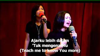 Chord Lagu Rohani : BAPA KU RINDU - Robert & Lea Sutanto