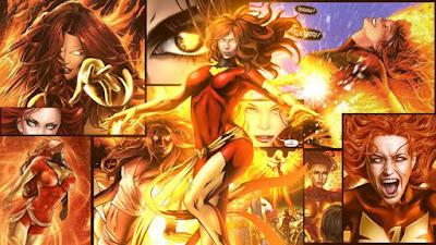 superhero tercantik terseksi marvel dc