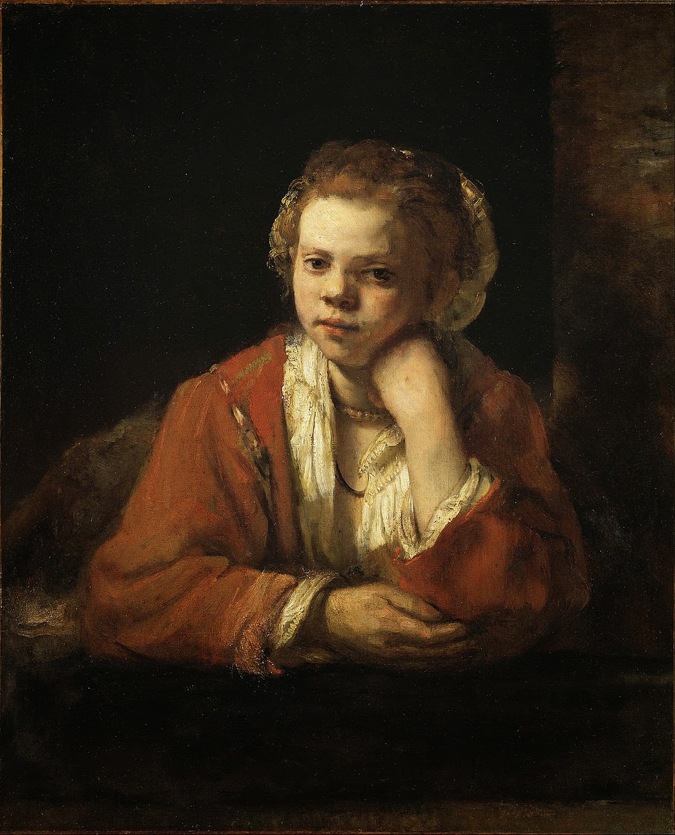Old Masters Rock: REMBRANDT AND VERMEER: MAIDS