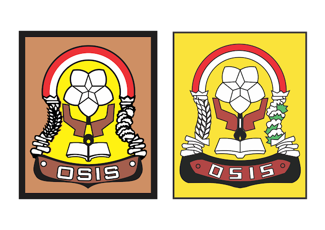 Download Logo OSIS SMP & SMK Vector CorelDraw CDR